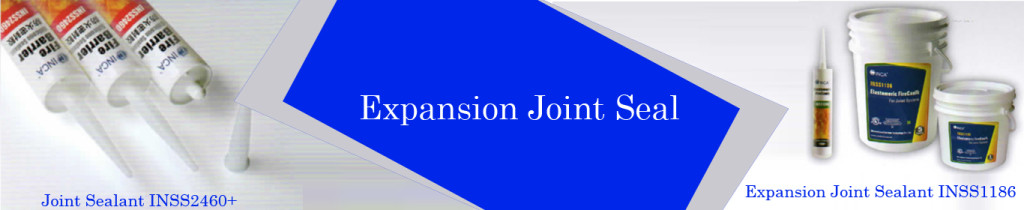 Expansion Joint Seal